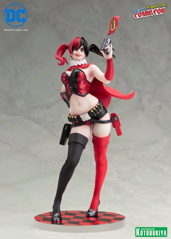 Harley Quinn NYCC 2016 Exclusive Bishoujo Statue