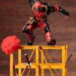 « Super » Deadpool ARTFX Statue