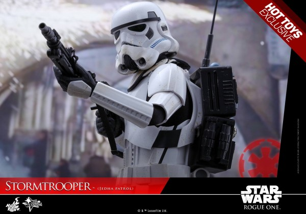 Rogue One - 1/6th scale Stormtrooper Jedha Patrol (HT Exclusive)Rogue One - 1/6th scale Stormtrooper Jedha Patrol (HT Exclusive)