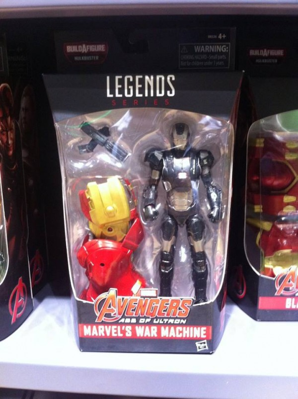 Mervel legends Hulkbuster