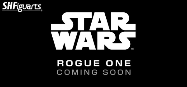 s.h;figuarts ROGUE ONE