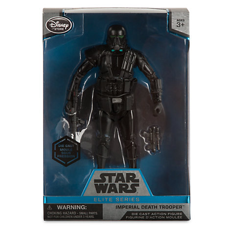 Dark Trooper Star Wars Elite Series (Die-Cast) Rogue One au prix de 25,99€