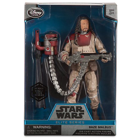 Baze Malbus Star Wars Elite Series (Die-Cast) Rogue One au prix de 25,99€