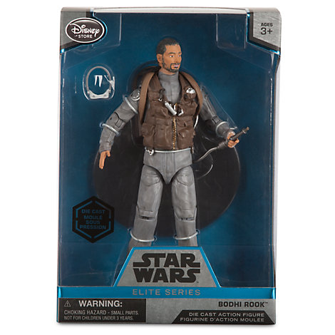 Bohdi Rook Star Wars Elite Series (Die-Cast) Rogue One au prix de 25,99€