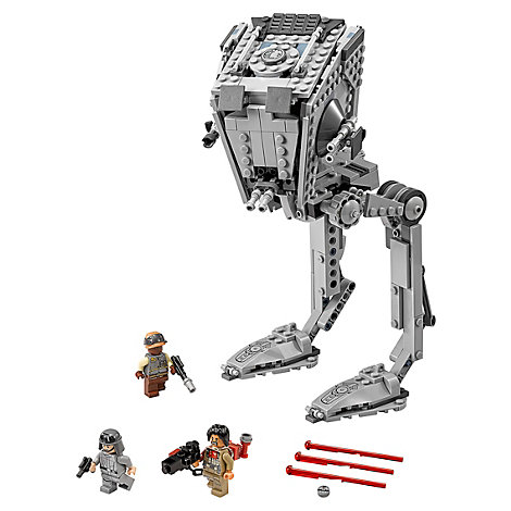 LEGO Rogue One: A Star Wars Story set 75153 AT-ST Walker LEGO au prix de 49,99€