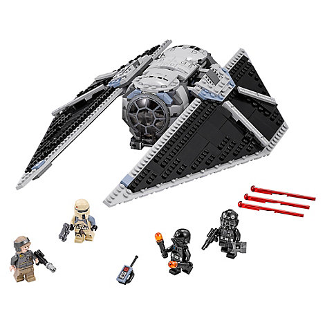 LEGO Rogue One: A Star Wars Story set 75154 TIE Striker LEGO au prix de 69,99€