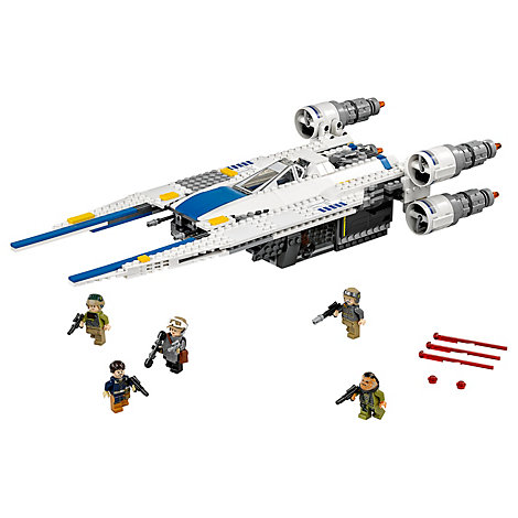 LEGO Rogue One: A Star Wars Story set 75155 Rebel U-Wing LEGO au prix de 79,99€