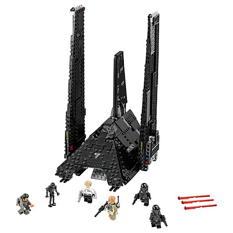 LEGO Rogue One: A Star Wars Story set 75156 Krennic's Imperial Shuttle LEGO au prix de 99,99€