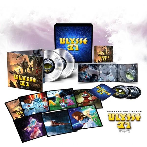 Ulule Parallax Ulysse 31 Soundtrack Revisited La bande originale du dessin animé revisitée et réorchestrée