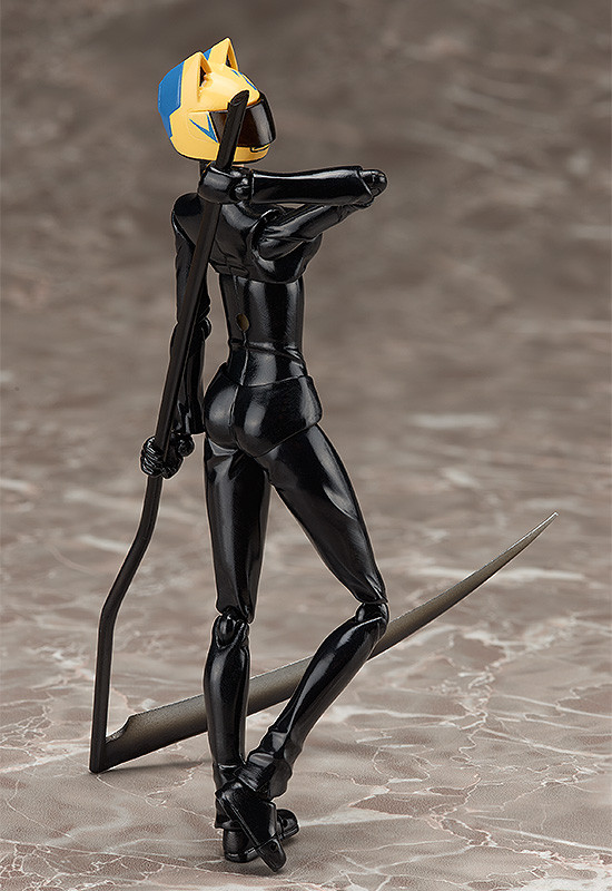 figma Celty Sturluson - les images officielles