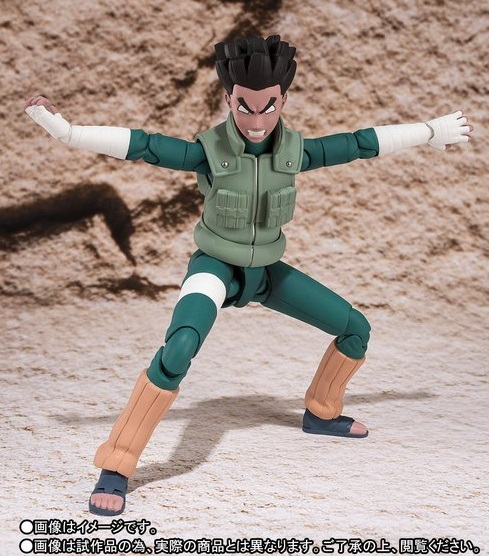 S.H.Figuarts Rock Lee – Naruto