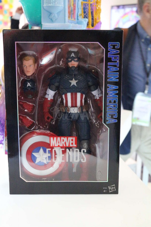 Marvel Legends super collector Captain America et Iron Man 30cm arrivent pour Noël