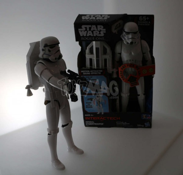 Jouet et figurine Rogue One Star Wars France Hasbro JPJJ2016