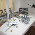 Lego France expose ses set Lego Star Wars Rogue One
