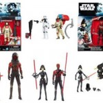 Star Wars : Hasbro dévoile 2 packs deluxe pour Rogue One et Rebels