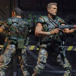 Aliens : un double pack Colonial Marine par NECA