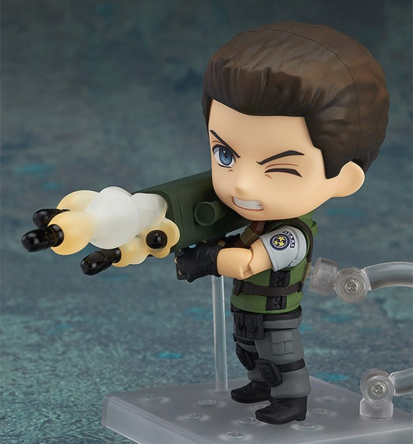 Nendoroid Chris Redfield