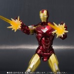 S.H.Figuarts Iron Man Mark VI - Les images officielles