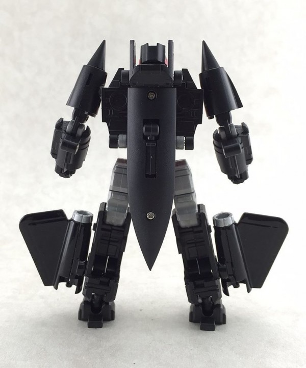 Machine Robo 06 Blackbird Robo