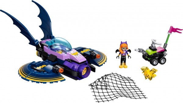 LEGO DC Super Hero Girls,