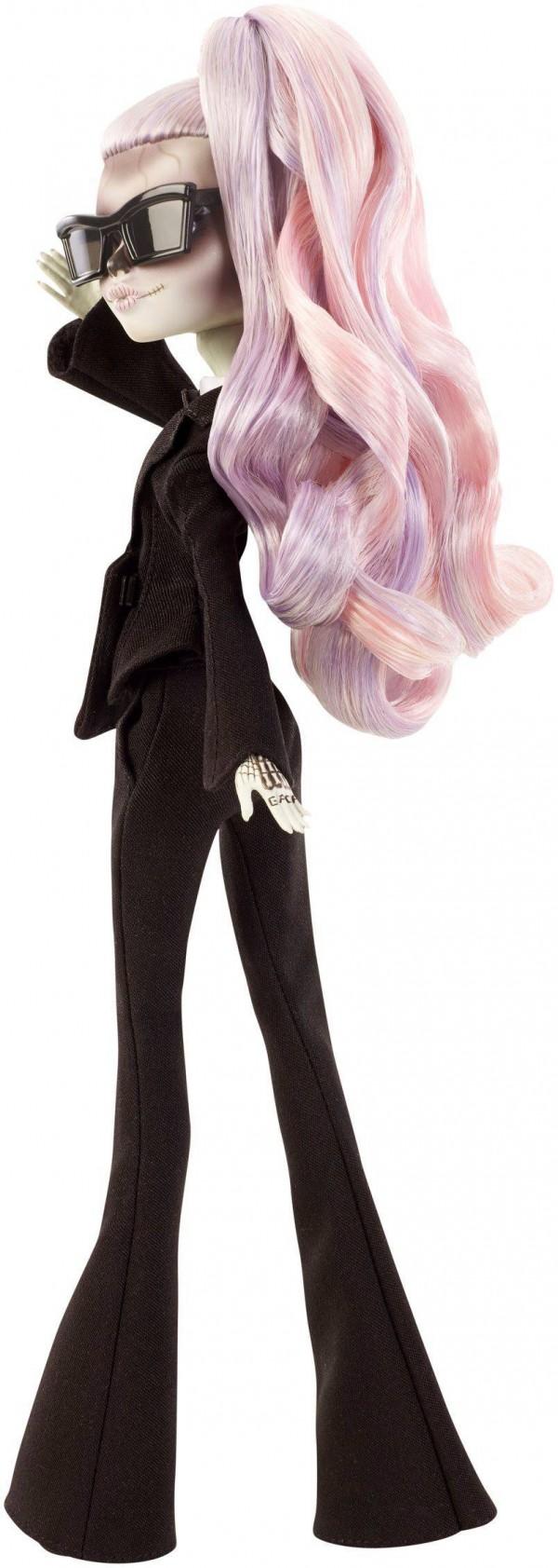 Zomby Gaga (Lady Gaga-Inspired Born This Way Foundation Doll)