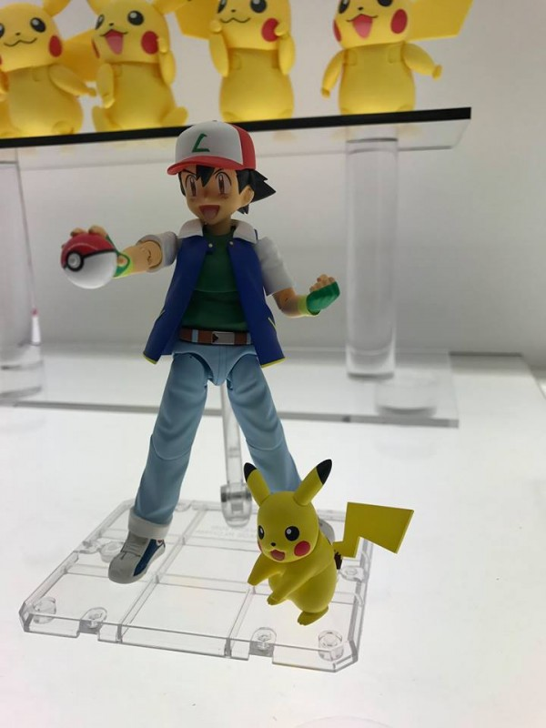 TAMASHII NATIONS 2016 : S.H.Figuarts Pokémon