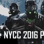 NYCC : Panel Star Wars par Hasbro