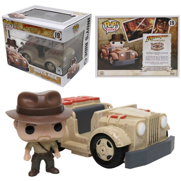 POP Indiana Jones exclu Disneystore