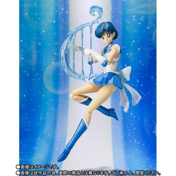 S.H.Figuarts Super Sailor Mercury