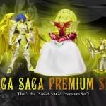 SAINT SEIYA SAGA SAGA MCex premiun set quelques info