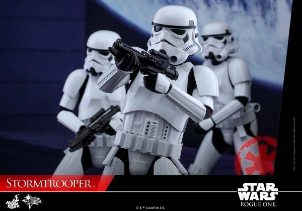 Rogue One 1/6th scale Stormtrooper Collectible Figure.