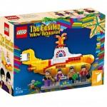 Les Beatles et leur Yellow Submarine bientôt chez LEGO