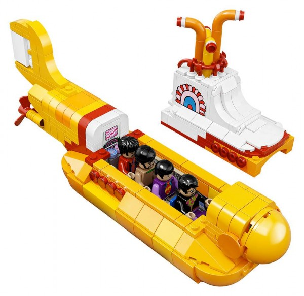 LEGO® Ideas 21306 Yellow Submarine