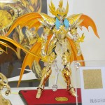 TAMASHII NATIONS 2016 : SAINT SEIYA Soul of Gold, nouvelles photos des god gold cloths