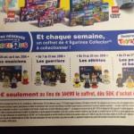 Enfin une date pour les Mini-figurines LEGO exclu Toys R Us