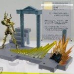 TAMASHII NATIONS 2016 : Saint Seiya DD Panoramation, Shura du Capricorne en photos