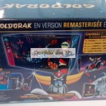 Nouveau test  Goldorak l'intégrale en DVD