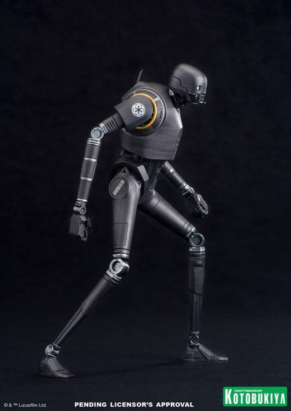 Rogue One K-2SO ARTFX+ Statue