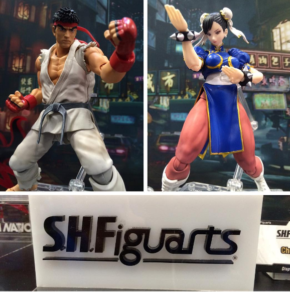 shfiguarts street fighter