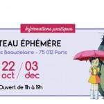 Une boutique éphémère dédiée à Ghibli ouvre ses portes à Paris