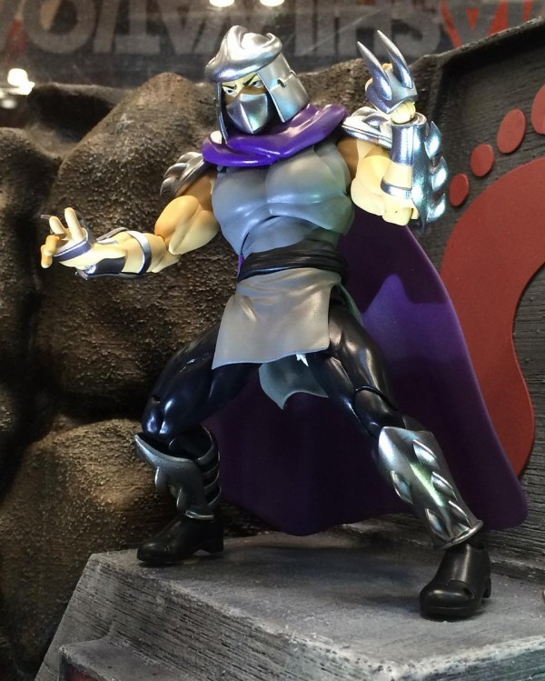 Shredder S.H.Figuarts