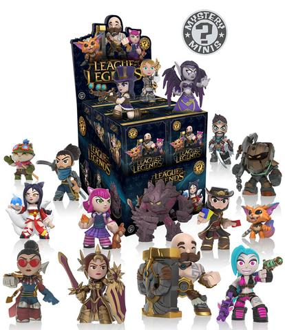 League of Legends Mystery Minis!
