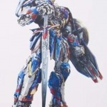 Optimus Prime Transformers: The Last Knight premier image du jouet
