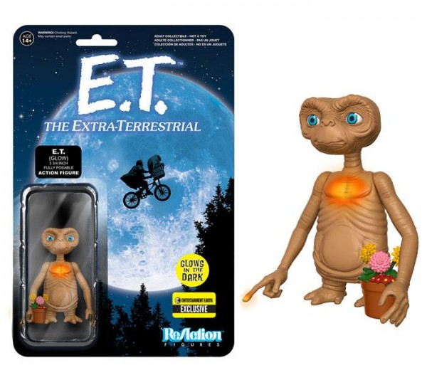 E.T. ReAction Action Figure