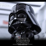 Star Wars - Darth Vader Cosbaby Bobble-Head Series.