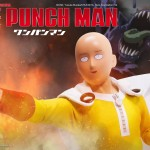 One Punch Man : Saitama 1/6 par Threezero - les images officielles