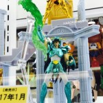 SAINT SEIYA DD Panoramation : Deathmask et Shiryu, les nouvelles photos