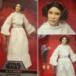 1er visuel de Leia Star Wars Elite Series Premium Edition