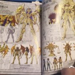 SAINT SEIYA Soul of Gold : un livre en préparation