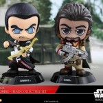 Rogue One - Chirrut & Baze Cosbaby Bobble-Head